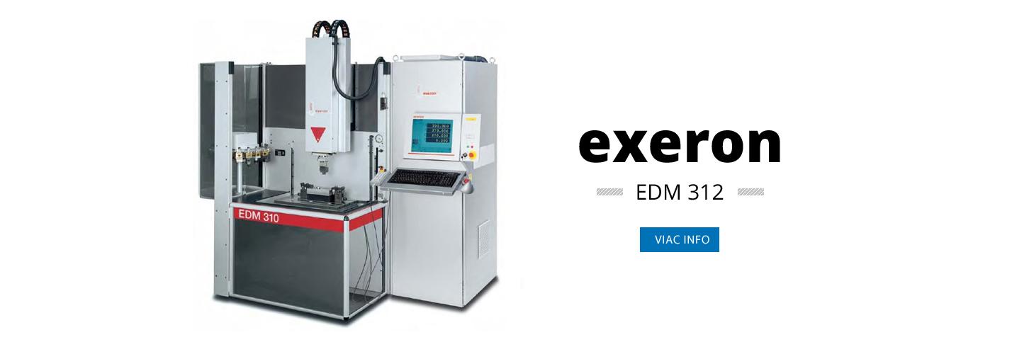 Elektroerozívne hĺbičky (EXERON, PENTA)